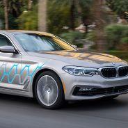 BMW probará su sistema autónomo este año - SoyMotor.com