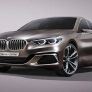 El aspecto de este BMW Concept Compact Sedán es muy cercano a la producción - SoyMotor