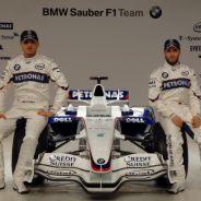 Con BMW, Sauber tuvo años con buenos resultados, como el 2008 con Kubica y Heidfeld - LaF1