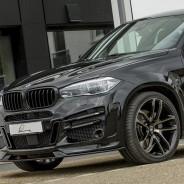 El BMW X6 by Lumma Design luce imperial - SoyMotor