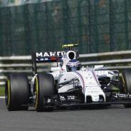 Bottas llegó a rodar por delante de Grosjean y acabó noveno tras un fallo garrafal de su equipo - LaF1