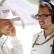 Valtteri Bottas se muestra feliz de estar Williams - LaF1.es