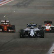 Valtteri Bottas en el pasado Gran Premio de Baréin - LaF1