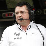Eric Boullier no pierde la fe en el proyecto de McLaren-Honda - LaF1