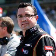 Eric Boullier ficha por McLaren en calidad de director de carrera