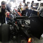 Honda reconoce que la falta de experiencia les perjudicó - LaF1