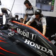 Box de McLaren en Rusia - LaF1