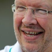 Ross Brawn en 2013, su último año en la Fórmula 1 - LaF1