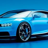 Bugatti Chiron 2016 - SoyMotor.com