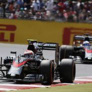 Button y Alonso penalizarán en Bélgica - LaF1.es