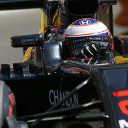 Jenson Button en el pasado Gran Premio de Mónaco - LaF1