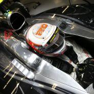 McLaren en el GP de China F1 2014: Sábado