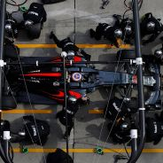 Jenson Button en el GP de España - LaF1