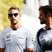 Button se siente más relajado tras anunciar su año sabático - LaF1