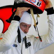 Jenson Button, hoy en Australia - LaF1