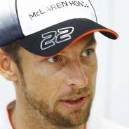 Button, durante el transcurso del GP de Estados Unidos - LaF1
