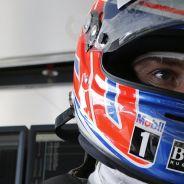 McLaren en el GP de Malasia F1 2014: Viernes