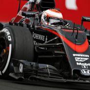 Button confía en el progreso que pueda hacer McLaren durante el invierno - LaF1