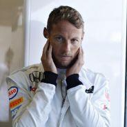 Button quiere resolver cuanto antes su futuro en McLaren - LaF1