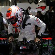 Button abandonará McLaren a final de temporada - LaF1
