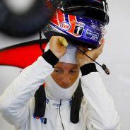 Jenson Button durante el Gran Premio de Bakú - laF1