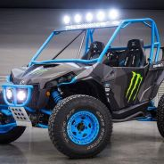 Este modelo es el Can-Am Maverick X RS Turbo y ha sido ampliamente modificado - SoyMotor