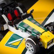Caterham Seven de LEGo -SoyMotor