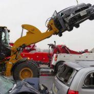¿Nieve y un camión cisterna? Mala idea - SoyMotor.com