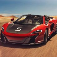 McLaren 650S Spider Can-Am: 50º aniversario -SoyMotor