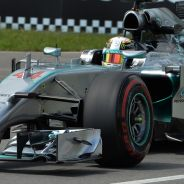 Lewis Hamilton durante los Libres de Montréal - LaF1