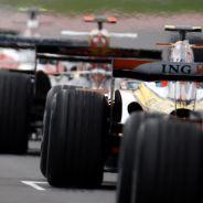Salida del Gran Premio Canadá de 2008 - LaF1
