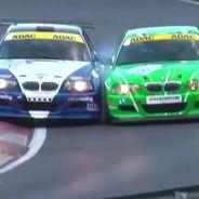 Una maniobra arriesgada en Nürburgring - SoyMotor.com