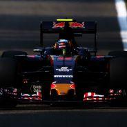 Carlos Sainz durante la clasificación en Monza - LaF1