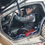 Carlos Sainz, ayer en el rally Dakar - LaF1