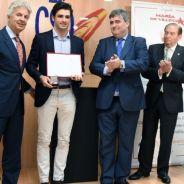 Carlos Sainz será la imagen del Legado de María de Villota - LaF1
