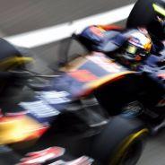 Carlos Sainz en Silverstone durante la clasificación - LaF1