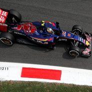Carlos Sainz en el Gran Premio de Italia - LaF1