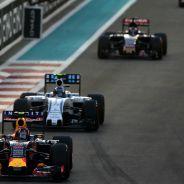 La Fórmula 1 pierde popularidad tras una temporada 2015 decepcionante - LaF1