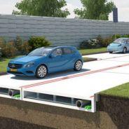 Boceto del 'Plastic Road' presentado en Rotterdam - SoyMotor