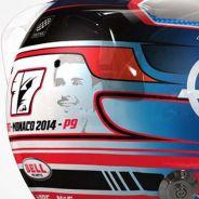 Casco de Grosjean en Mónaco - LaF1