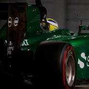 Marcus Ericsson en Singapur - LaF1