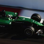 Caterham participará en el GP de Abu Dhabi gracias a su campaña de crowdfunding