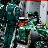 Tony Fernandes venderá Caterham si no hay resultados - LaF1