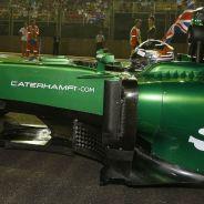 Rumores del abandono de Caterham F1 Team - LaF1.es