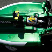 Marcus Ericsson en el Gran Premio de España - LaF1