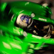 Charles Pic durante el Gran Premio de Singapur - LaF1