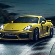 Porsche Cayman GT4 -SoyMotor