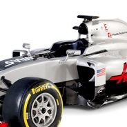 El VF-16 de Haas F1 Team - LaF1.es