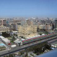 Circuito Bakú - LaF1.es