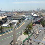 Valencia Street Circuit - LaF1.es
